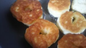 豆腐ドーナツ2