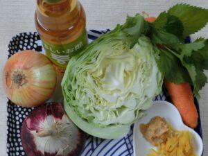 色々野菜の酢味噌づけ1