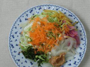 色々野菜の酢味噌づけ2