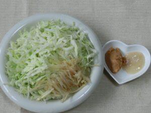 キャベツの味噌塩麹漬け2