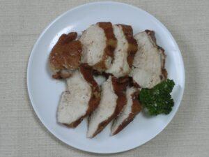鶏胸肉の紅茶煮3