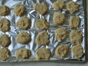 おからのユズ味噌クッキー3