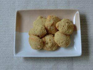 おからのユズ味噌クッキー4