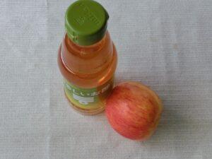りんごの酢漬けのヨーグルトあえ1
