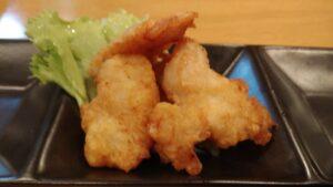 ささみの天ぷら3