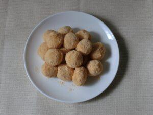 豆腐だんご3