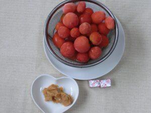 トマトミソスープ1