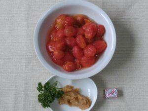 トマトミソスープ2