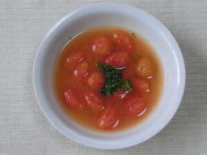 トマトミソスープ3